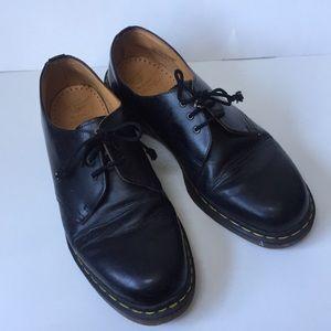 Dr martens doc martens Sz 14 black leather oxfords